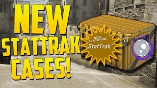 NEW STATTRAK CASES! - Drakemoon Case Opening
