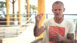 [The Getaway] Flea comenta