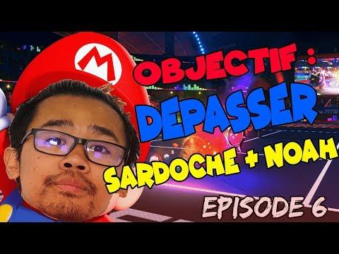OBJECTIF : DEPASSER SARDOCHE & NOAH! #6 - Mario Tennis Aces