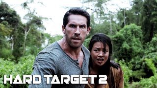 Hard Target 2 - Your Life Is Gonna Be Safer - Own it 9/6 on Blu-ray