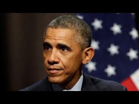 Obama blames pundits for the political polarization