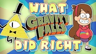 Cartoons and Conclusions: What Gravity Falls Did RIGHT