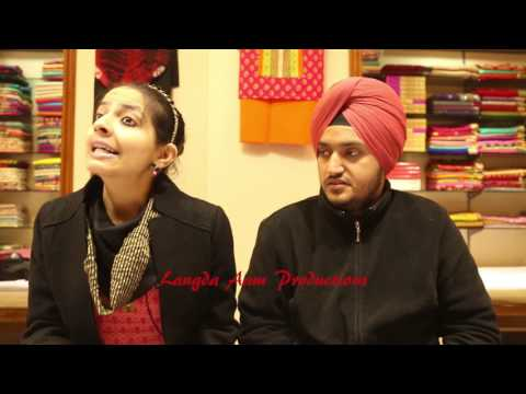 Shopping with Mummy Ji - Funny Video