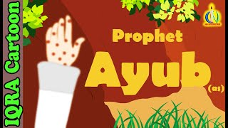 Ayub (AS) - Prophet story ( No Music) - Islamic Cartoon