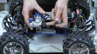 Replace One Way Bearing In A Nitro RC Motor-A How To