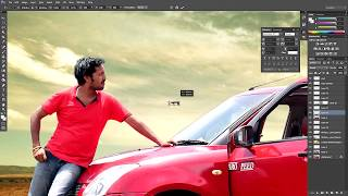 Photo manipulation Speed Aty by AK Editography with Photoshop CC