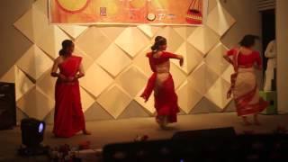IBA Boishakhi Utshob 1423 - Ronge Bhora Boishakh (Dance Performance by BBA 24th)