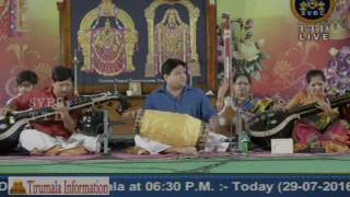 SVBC TTD-Nadaneerajanam 29-07-16