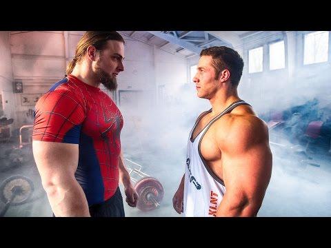 Strongman VS Bodybuilder STRENGTH WARS 2k16 4