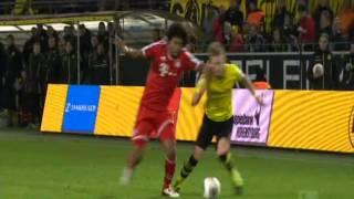 اهداف بايرن ميونخ 3-0 بروسيا دورتموند الدوري الالماني 2013-11-23   تعليق فارس عوض