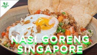 Resep Nasi Goreng Singapore