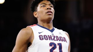 Rui Hachimura Official Junior Year Highlights | 2018-19