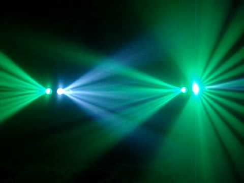 SOM E LUZ DJ BETO QUERIDO DEMONSTRAÇÃO DE LUZ STROBO LEDS MOONNFLOWER LEDS LASER DJ