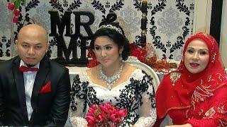 Suasana Pernikahan Putri Pertama Camelia Malik - Hot Shot 28 September 2014