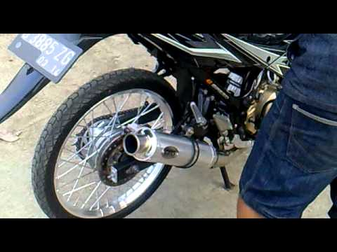 JUAL SATRIA FU BORE UP MANTAP GASS
