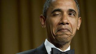 President Obama at White House Correspondents' Dinner 2016 FULL SPEECH. Very Funny!