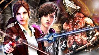 バイオハザード/リベ2 ノーダメージクリア#1 EP1クレア編 Resident Evil Revelations2 No Damage オールS/ニューゲーム想定/ノーリトライ/パートナーもノーダメ