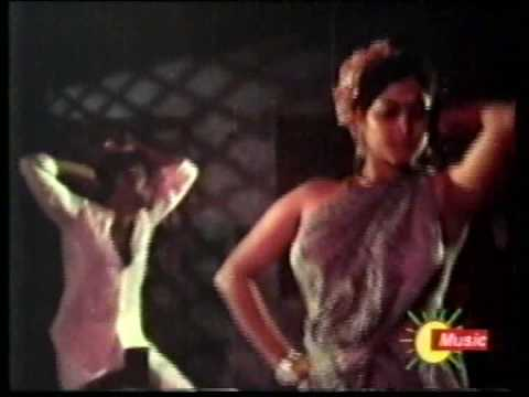 Madhavi and Unknown actress showing breasts without sari