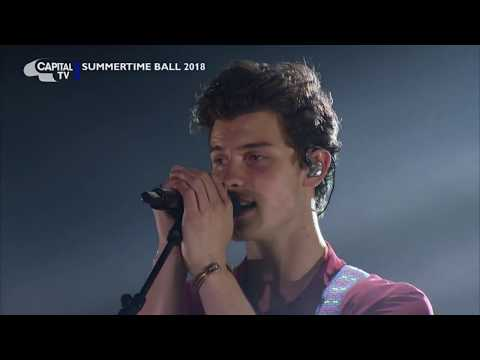 Shawn Mendes - 'In My Blood' (live at Capital's Summertime Ball 2018) HD