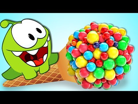 Xxx Mp4 Om Nom Stories OM NOM VS GIANT CANDY LOLLIPOPS Cut The Rope HooplaKidz TV LIVE 🔴 3gp Sex