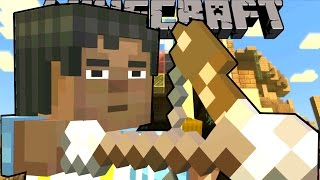 Minecraft: STORY MODE - CAN WE SURVIVE THE TRAP?! [4]