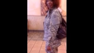 Female Busted In Tuscaloosa Alabama Posing As A Soldier Home From Deployment