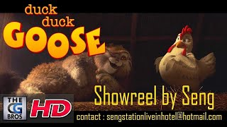 "CGI & VFX Showreels: ""Duck, Duck, Goose"" - by Seng Animator"