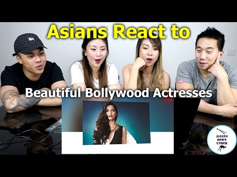 Xxx Mp4 Asians React To Top 10 Most Beautiful Bollywood Actresses In 2018 3gp Sex