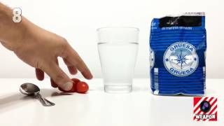 ✔ TOP 10 BEST tricks with water HD 2017