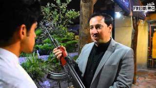 """AK 47 Firing""  - Lt.Gulshair From Alpha Bravo Charlie..."