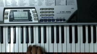 Boldo Na Zara piano tutorial.