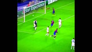 Gerard Piqué one of best goals !!!