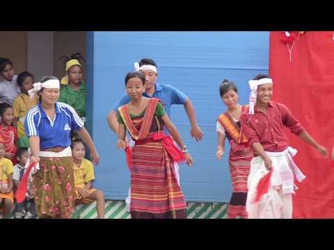 Xxx Mp4 Amazing Hajong Dance Teachers St Joseph 39 S Secondary School Selsella 3gp Sex