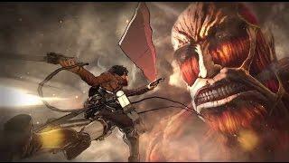 ATTACK ON TITAN ! MELHOR JOGO DE TODOS ! #1