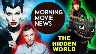Maleficent 2 casts Ed Skrein, How to Train Your Dragon 3 The Hidden World