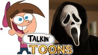 Tara Strong Mashes Up The Fairly OddParents and Scream! (Talkin