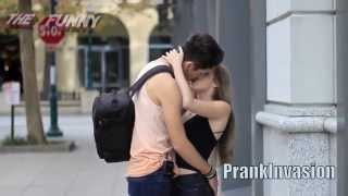 Kissing Prank   Trick Question