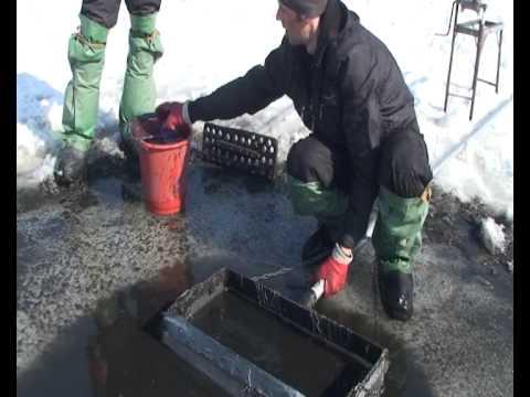 чем мыть руки на рыбалке