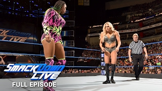 WWE SmackDown LIVE Full Episode, 18 April 2017
