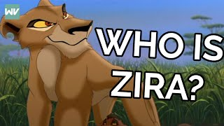 Zira's FULL STORY (mixed with my theories)   The Lion King II: Discovering Disney