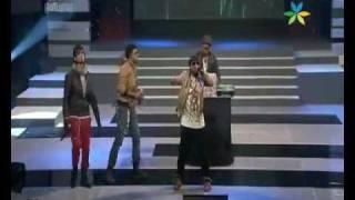 Choco-Mattin's Iravu Vidiyatho ft. Emcee Jesz, Shabir, Vignesh and DJ Chris Columbus
