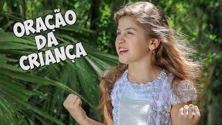 ORAÇÃO DA CRIANÇA👨👨👧⛪ (Clipe Oficial) Milena Stepanienco (Mileninha) 8 anos