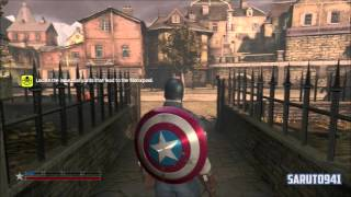 Captain America Super Soldier [PS3] Walkthrough Part: 03
