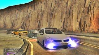 Gta Sa Volkswagen Gol Trend Al Piso + (LINK DE DESCARGA) - Gta San Andreas #36