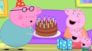 Peppa Pig English Episodes in 4K | Peppa Celebrates! | #109