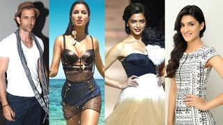 Hrithik to ROMANCE Katrina Kaif, Deepika Padukone or Kriti Sanon?