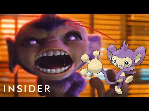Xxx Mp4 All The Easter Eggs And Pokémon In The New 39 Detective Pikachu 39 Trailer 3gp Sex
