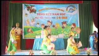 Việt Nam Quê Hương Tôi - Mầm Non Hoa Anh Đào - Phương Trạch - Vĩnh Ngọc - Đông Anh - Hà Nội