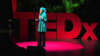 I CARE, Changing Lives In Iraq: Assil Russell at TEDxAuckland