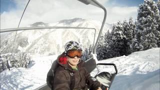 Ishikawa Ken / Hakusan shi #Snowboard Winter 2011/2012 japan #100% GoPro Hero2 inoJr